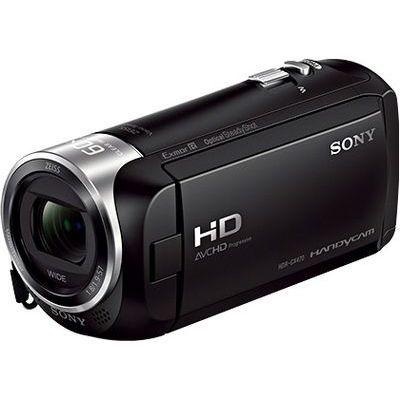 ソニー デジタルHDビデオカメラレコーダー 32GB 光学30倍ズーム HDR-CX470-B【納期目安:5/下旬入荷予定】