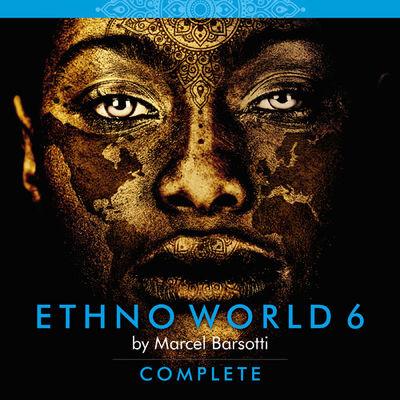 クリプトン・フューチャー・メディア ETHNO WORLD 6 COMPLETE / BOX EW6C【納期目安:1週間】