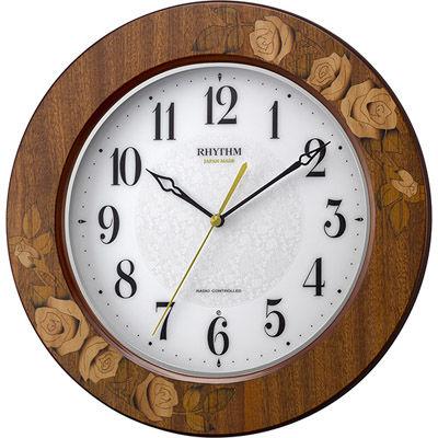 リズム時計 アマービレM520 8MY520SR06