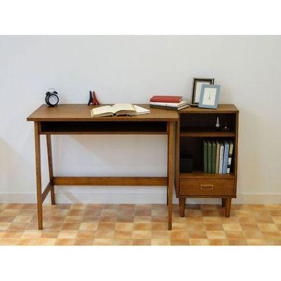 市場(Marche) hommage Desk (ブラウン) HMT-2462-BR