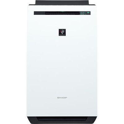 シャープ プラズマクラスター除加湿空気清浄機(ホワイト系) KC-HD70-W【納期目安:3週間】