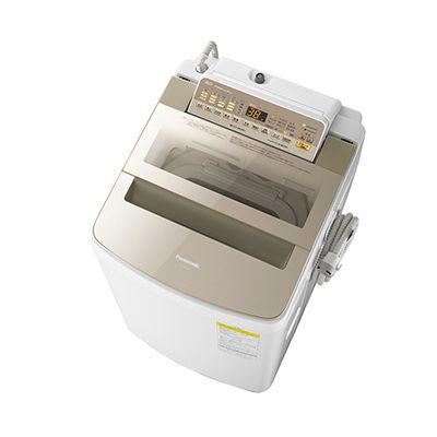 パナソニック 洗濯9kg乾燥4.5kg濯乾燥機 (シャンパン) NA-FW90S5-N