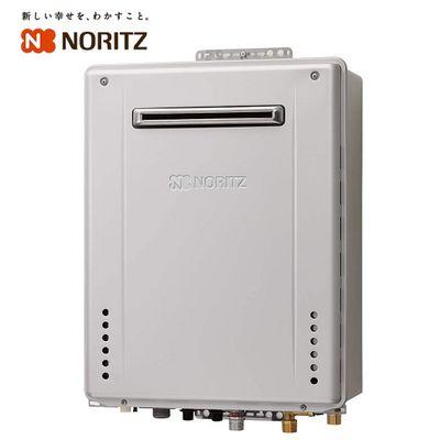 ノーリツ(NORITZ) ガスふろ給湯器 設置フリー形 プレミアム24号(屋外壁掛形)LPG(プロパン) GT-C2462PAWX_BL_LPG