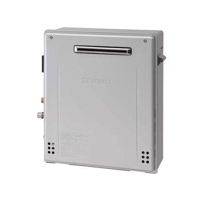 ノーリツ(NORITZ) 24号ガスふろ給湯器 設置フリー形シンプル(都市ガス) GT-C2462SARX-BL-13A