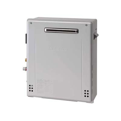 ノーリツ(NORITZ) 24号 ガスふろ給湯器 隣接設置形 シンプル(オート) (12A/13A用) (GRQC2462SAXBL13A) GRQ-C2462SAX-BL-13A