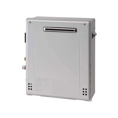 ノーリツ(NORITZ) 16号 ガスふろ給湯器 隣接設置形 シンプル(オート) (12A/13A用) (GRQC1662SAXBL13A) GRQ-C1662SAX-BL-13A