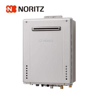 ノーリツ(NORITZ) ガスふろ給湯器 設置フリー形 スタンダード24号(屋外壁掛形)都市ガス12A・13A GT-C2462AWX_BL_13A