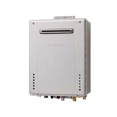 ノーリツ(NORITZ) ガスふろ給湯器 設置フリー形 スタンダード20号(屋外壁掛形)都市ガス12A・13A GT-C2062AWX_BL_13A