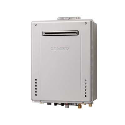 ノーリツ(NORITZ) ガスふろ給湯器 設置フリー形 スタンダード16号(屋外壁掛形)都市ガス12A・13A GT-C1662AWX_BL_13A