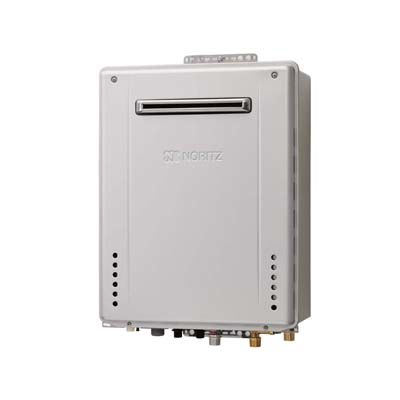 ノーリツ(NORITZ) ガスふろ給湯器 設置フリー形 スタンダード16号(屋外壁掛形))LPG(プロパン) GT-C1662AWX_BL_LPG