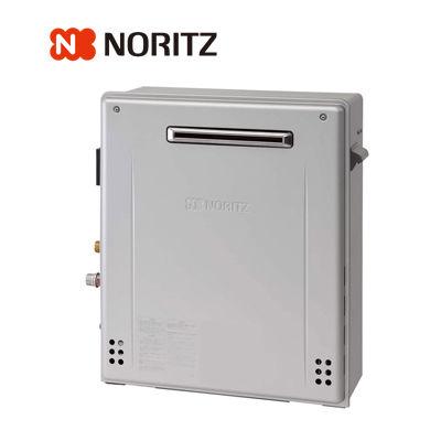 ノーリツ(NORITZ) ガスふろ給湯器 設置フリー形 スタンダード24号(屋外据置形)都市ガス12A・13A GT-C2462ARX-BL-13A