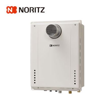 ノーリツ(NORITZ) 20号ガスふろ給湯器 2060シリーズ 『PS扉内設置形』 シンプルオート(プロパンガス) GT-2060SAWX-T_BL_LPG