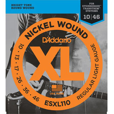 DADDARIO 【10個セット】D'Addario Electric Guitar Strings Nickel Wound Double Ball End 0019954141400