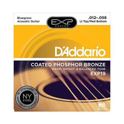 DADDARIO 【10個セット】コーティング・アコーステックギター弦EXP19 0019954936839