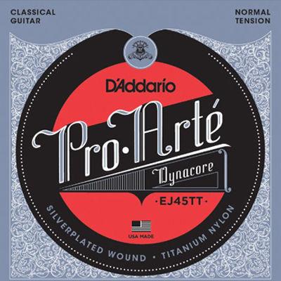 DADDARIO 【10個セット】ダダリオ EJ45TT クラシックギター用弦 0019954971793