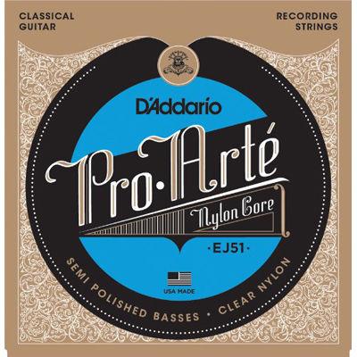 DADDARIO 【10個セット】ダダリオ EJ51 クラシックギター用弦 0019954952242