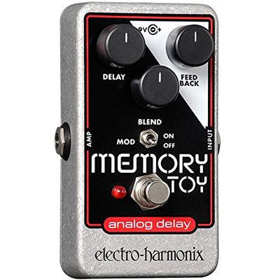 エレクトロ・ハーモニックス Memory Toy アナログディレイ 0683274011035