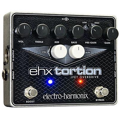 エレクトロ・ハーモニックス エフェクター EHX Tortion 0683274011486