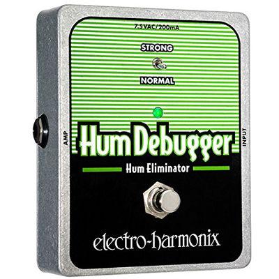 エレクトロ・ハーモニックス Hum Debugger ハム・エリミネーター エフェクター 0683274010625