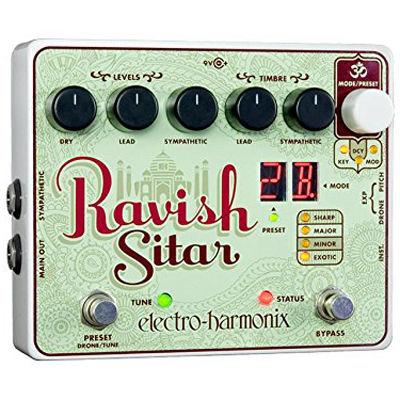 エレクトロ・ハーモニックス RAVISH SI 0683274011189