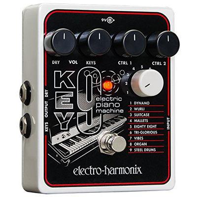 エレクトロ・ハーモニックス エレクトロ・ハーモニックス KEY9 Electric Piano Machine 0683274011783