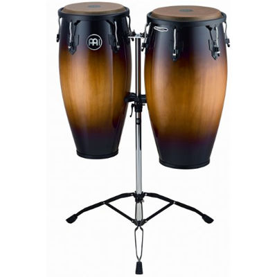 MEINL Percussion マイネル コンガセット Headliner Series Conga Set 11