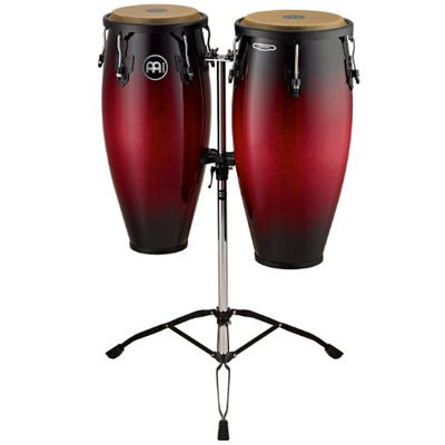 MEINL Percussion マイネル コンガセット Headliner Series Conga Set 10