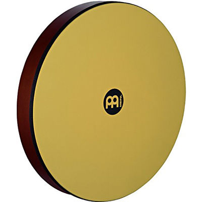 MEINL Percussion マイネル フレームドラム Synthetic Head Hand Drum 18