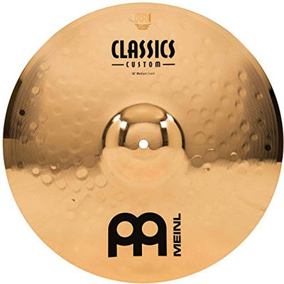 MEINL CC16MC-B Classic Custom Medium Crash 16