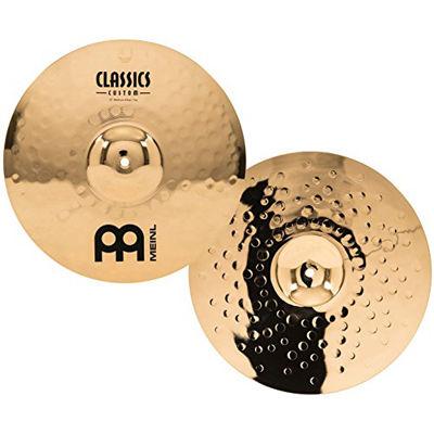 MEINL Cymbals マイネル Classic Custom Series ハイハットシンバル 15