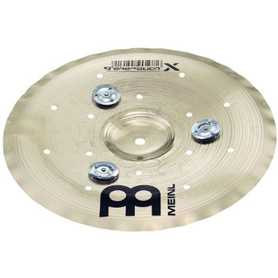 MEINL Generation X Thomas Lang Jingle Filter China GX-14FCH-J 0840553005493