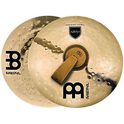 MEINL Cymbals マイネル Marching Cymbal 18