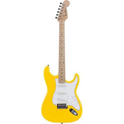 PG フォトジェニック ST-180M-YW ストラトタイプ エレキギター ソフトケース付き 4534853128414