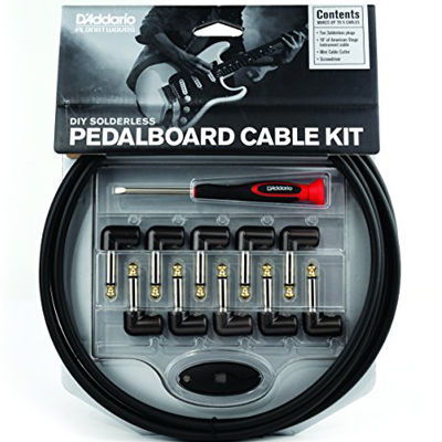 PLANETWAVE D'Addario Planet Waves PW-GPKIT-10 DIY Solderless Pedalboard Cable Kit パッチケーブルキット 0019954944469