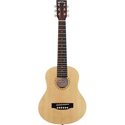 送料無料 SepiaCrue 大決算セール アウトレットセール 特集 セピアクルー ミニアコースティックギター ナチュラル 4534853516143 NTL W-60
