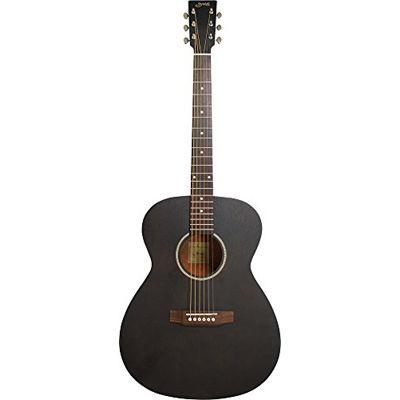 SYAIRI 【6個セット】YF-04/BLK ブラック アコースティックギター ソフトケース付き 4534853043816