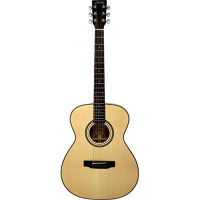 SYAIRI アコースティックギター フォークタイプ YF-05/N ナチュラル 4534853711852