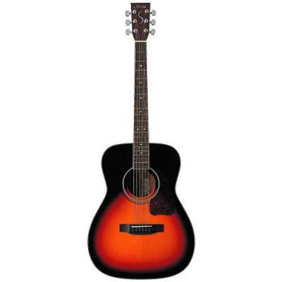 SYAIRI YF-3M/3TS アコースティックギター 3トーンサンバースト Traditional シリーズ YF3M3TSSC ソフトケース付き 4534853520041