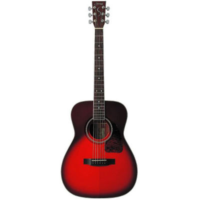 SYAIRI YF-3M/WB アコースティックギター ワインバースト Traditional シリーズ YF3MWBSC ソフトケース付き 4534853520447
