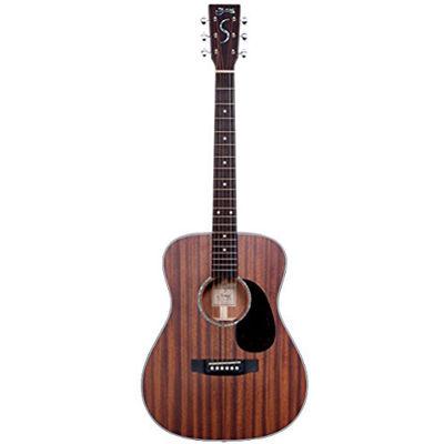 SYAIRI SYF-4M/MH アコースティックギター K ソフトケース付き 4534853521444