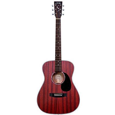 SYAIRI SYF-4M/WR アコースティックギター ソフトケース付き 4534853521345