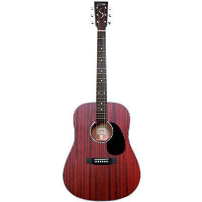 SYAIRI YD-4M/WR アコースティックギター ソフトケース付き 4534853521147