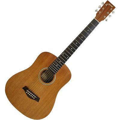 SYAIRI 【6個セット】ミニアコースティックギター YM-02 MH ソフトケース付き 4534853745017