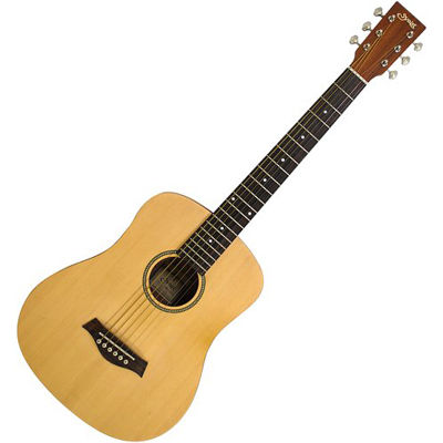 SYAIRI 【6個セット】ミニアコースティックギター YM-02 NTL ソフトケース付き 4534853745116【納期目安:追って連絡】