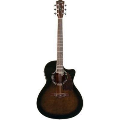 SYAIRI YE-4M/BKB アコースティックギター ブラックバースト E-Acoustic シリーズ YE4MBKBSC ソフトケース付き 4534853522342