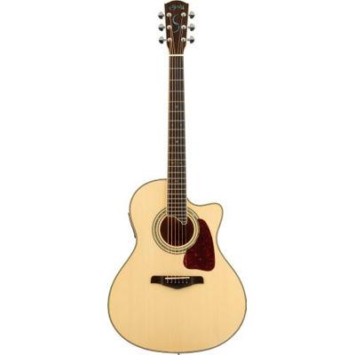 SYAIRI YE-5M/N アコースティックギター ナチュラル E-Acoustic シリーズ YE5MNSC ソフトケース付き 4534853522946