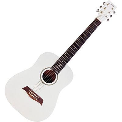 SYAIRI 【6個セット】YM-02 / WH YM02 コンパクトアコースティックギター ソフトケース付き 4534853518345