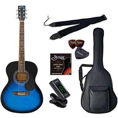 LIGHT 初心者入門 Sepia Crue セピアクルー FG-10/BLS アコースティックギター ラ K 4534853542548
