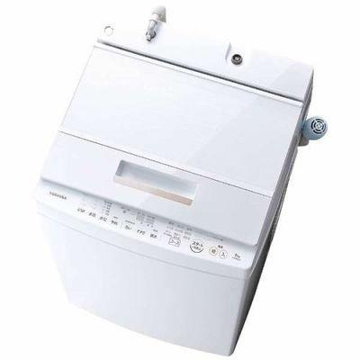東芝 洗濯8.0kg 全自動洗濯機 AW-8D6-W【納期目安:08/下旬入荷予定】