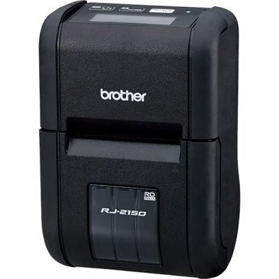 ブラザー 2インチ感熱モバイルプリンター(ラベル・レシート兼用モデル/USB/Wi-Fi/Bluetooth(MFi))RJ-2150 RJ-2150【納期目安:1週間】